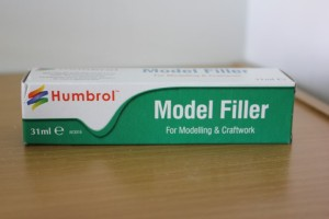 Humbrol Model Filler 31 mls